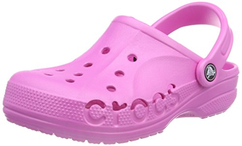 Crocs Baya, Zuecos Unisex Adulto, Rosa Party Pink