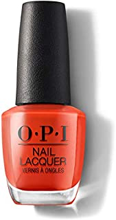 OPI Nail Lacquer, NLL22 A Red-vival City 15 ml, A Red-vival City, 15 ml