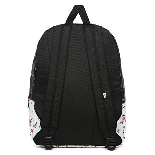 Vans REALM CLASSIC BACKPACK BEAUTY FLORAL PATCHWORK, One Size