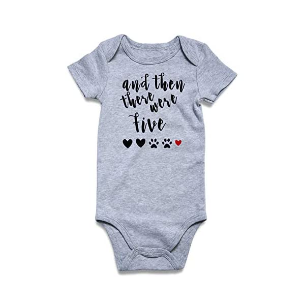 Lovefairy Baby Boys Girls Funny Letter Romper Short Sleeve Layette Bodysuit Outfits 0-18 Months