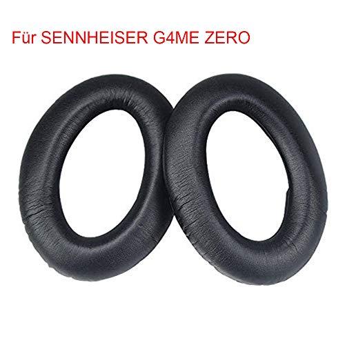 Eiwit lederen oorkussens geschikt voor Senhai spel een oortelefoon cover G4Me Zero oortelefoon spons cover oordopjes