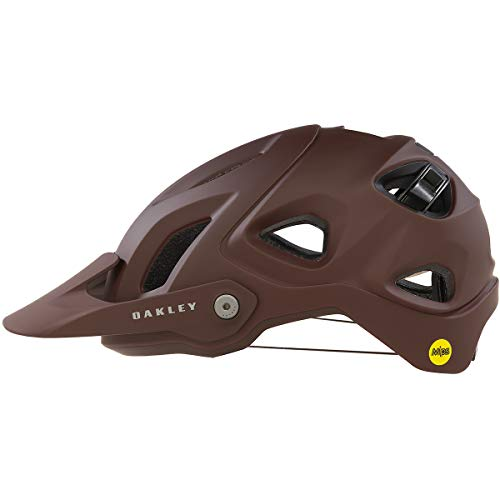 Oakley DRT5 - Casco de ciclismo para bicicleta de montaña (hierro forjado)