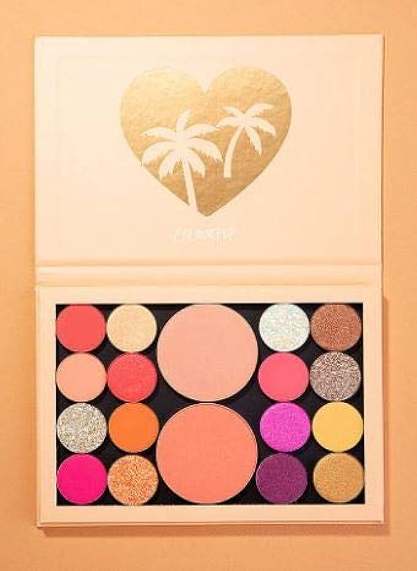 思想分散白菜カラーポップ ColourPop PASSPORT 2 SUMMER アイシャドウ eyeshadow