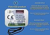 Rx Multi Ricevente Universale 433-900 MHz per Porte e Taparelle Automatiche
