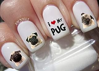 Best pug nail art Reviews