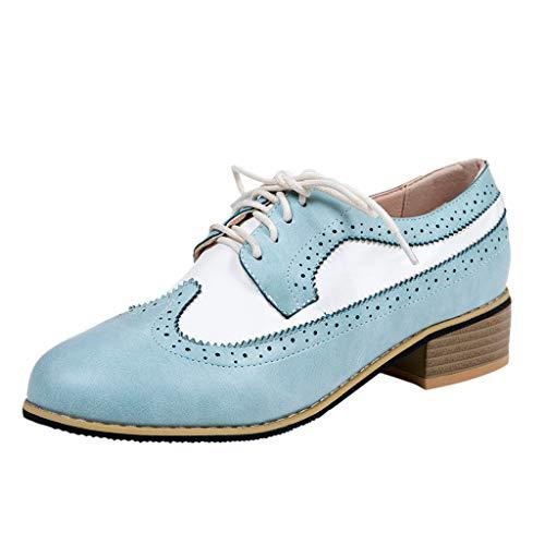 Corlidea Mary Jane Goth Plateau - Zapatos de tacón para mujer, estilo gótico, color Azul, talla 38 EU