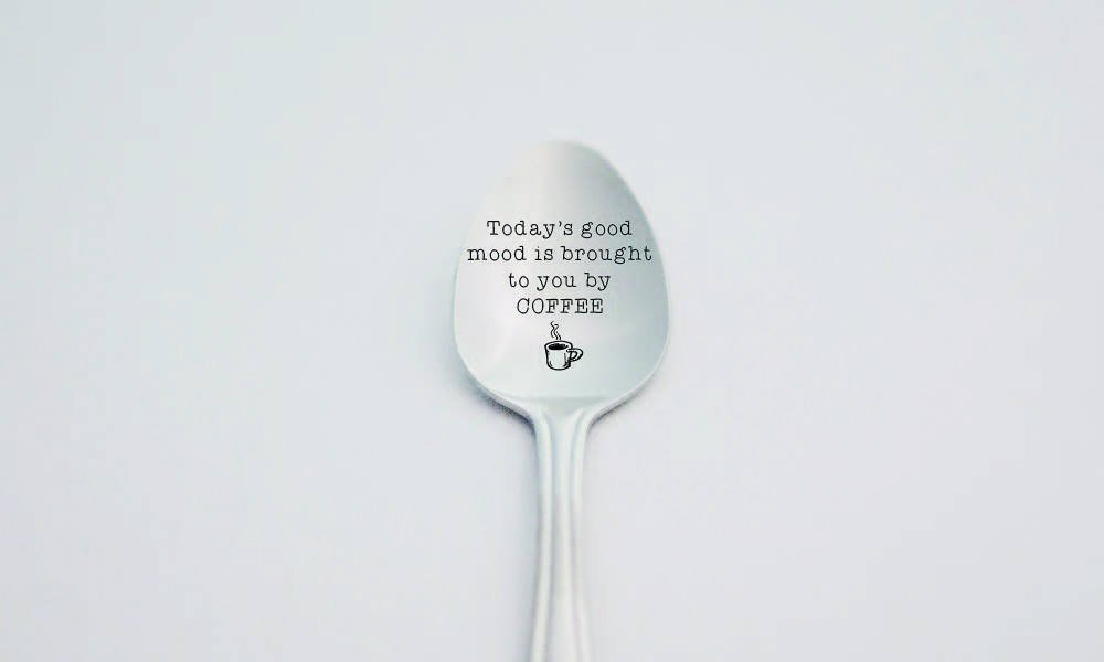 Today's Good Mood Is Brought to You by Coffee - Sarcastic Humoro