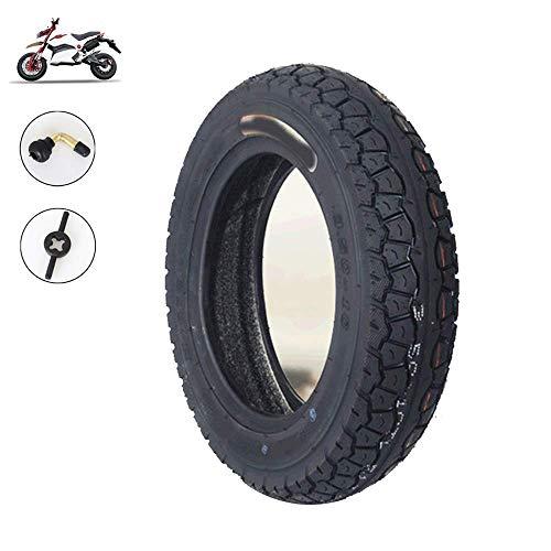 Elektroroller-Reifen, 3.50-10 Motorrad-Vakuum-Schlauchreifen, rutschfest, verschleißfest, lastbeständig, für elektrische Dreiräder geeignet, Optionale Laufrad-Ersatzräder