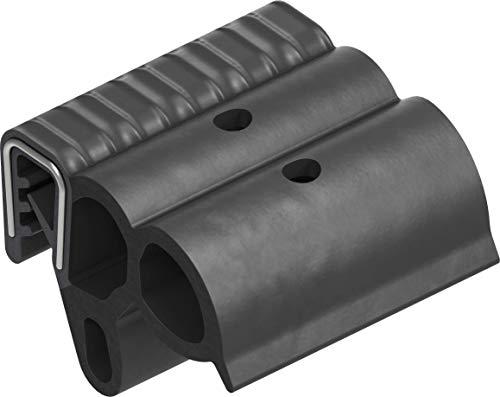 CTA Dichtungen 5 Meter Dichtprofil Kofferraumdichtung Kederband EPDM PVC KB 1-4 1C11-9263