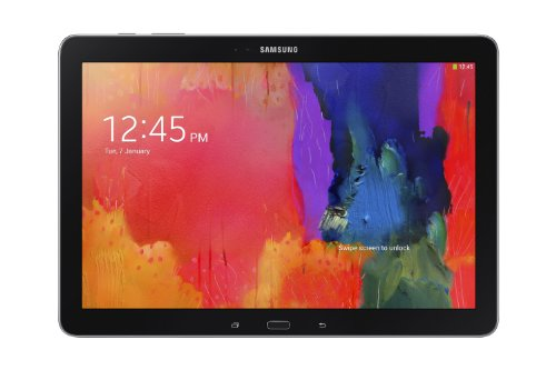 Samsung Galaxy Note PRO 12.2-inch Tablet (Black) - (Exynos 5 Octa, 3GB RAM, 32GB Storage, WLAN, BT, 2x Camera, Android 4.4)