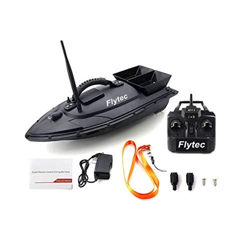 Motore Elettrico Rc Barca RC Nave Motoscafo Fish Finder per Bambini Barca dellesca da Pesca telecomandata Barca Esca per Pesci Senza Fili RC Wireless 500M Barca Dellesca di Pesca Adulti -Blu