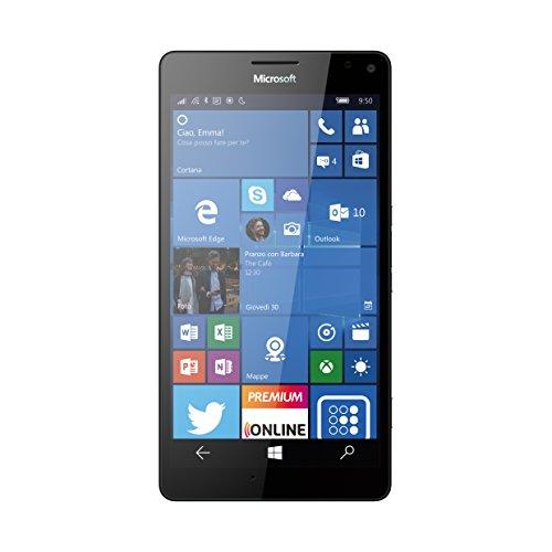Microsoft Lumia 950 XL RM-1085 32GB White, Single Sim, 5.7', 20MP, 3GB Ram, Unlocked International Model, No Warranty