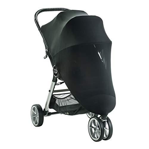 Baby Jogger 2084017 Insektenschutz für die Einzelkinderwagen City Mini2 mit 3Rädern & City Mini GT2, schwarz
