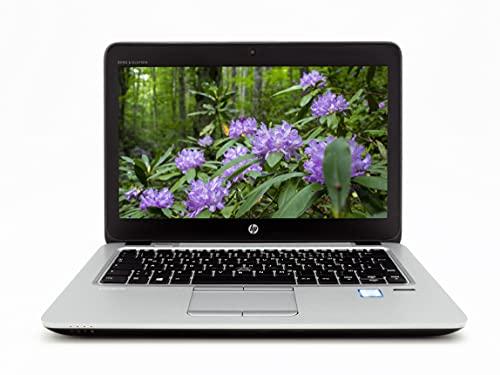 HP Elitebook 840 G3 35,56 cm 14 Zoll Full HD 1920x1080   Leistungsstarker Laptop  Intel Core i5 2.4GHz 8GB RAM 256 GB SSD Win 10 Pro Tastatur DE   1,54 kg Silber (Generalüberholt)