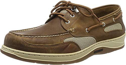 Sebago Herren 7000GE0 Bootschuhe, Brown Cinnamon, 48 EU