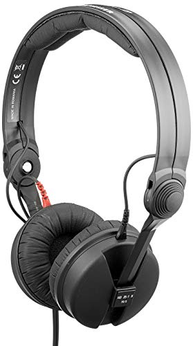 cuffie on ear sennheiser Sennheiser HD 25 SP II Cuffia Dinamica Chiusa Sovraurale