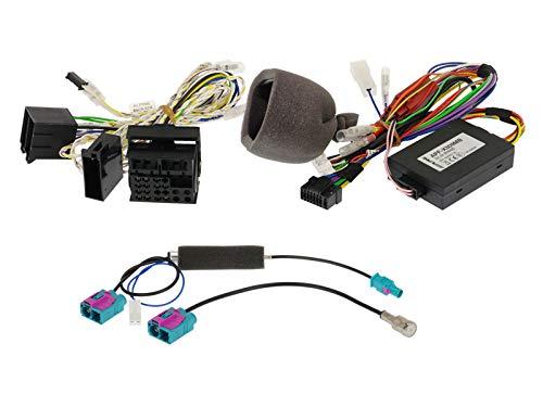 Alpine APF-X309MB CAN-Bus-Lenkrad/Display/Navi/Interface Mercedes A/B/C/E/R/ML/GL/CLS/SLK Klasse, Sprinter, Viano und Vito