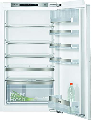 Siemens KI31RADF0 iQ500 Einbau-Kühlschrank / F / 122 kWh/Jahr / 172 l / hyperFresh Plus / LED Beleuchtung / superCooling