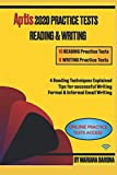Aptis 2020 Practice Tests READING & WRITING: 10 APTIS READING 2020 Practice Tests - 5 APTIS WRITING Practice Tests - Tips, Reading & Writing Techniques, Videos, access to ONLINE interactive tests
