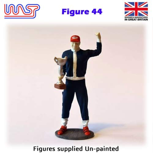 Trackside Figure Scenery Display No 44 New 1:32 Scale WASP