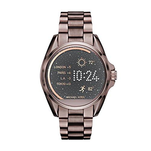 Michael Kors Reloj Analogico para Mujer de Digital con Correa en Acero Inoxidable MKT5007