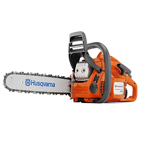 Husqvarna 440 18' 40.9cc 2.4hp 2 Cycle Gas Powered Chain Saw Tree Chainsaw