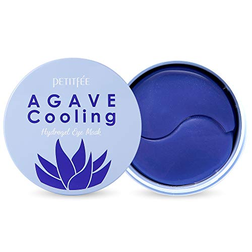 PETITFEE Agave Cooling Eye Patch (60 pieces, 30 pairs) Cool Down, Skin-Fit, Moisturizing, Nourishing