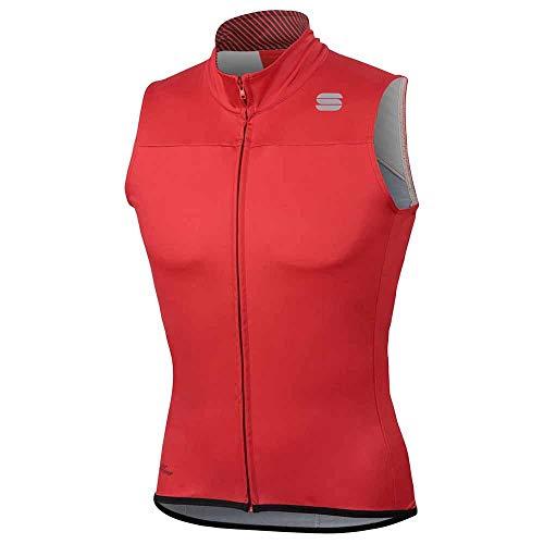 Sportful Bodyfit Pro 2.0 Vest - red/Black/Anthracite