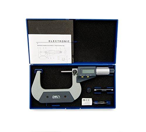 Micrómetro digital (50 - 75 mm, incluye accesorios)