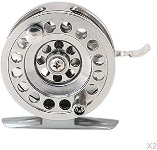 MagiDeal 12 droite Rouleau de pêche Bobine de rotation 1 BB gauche