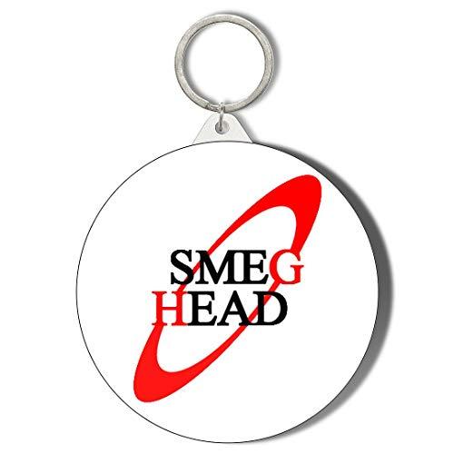 Gift Insanity Llavero de cabeza de SMEG de DWARF, 45 mm