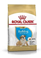For Bulldogs under 12 months of age L.I.P. Prebiotics digestive safety Joint development support Strong natural defences Special brachycephalic jaw