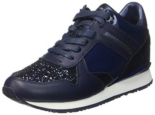 Tommy Hilfiger Damen S1285ADY 13C2 Sneaker, Blau (Tommy Navy), 38 EU