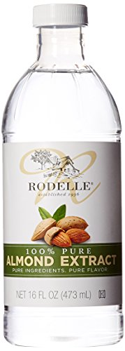 Rodelle Pure Extract, Almond, 16 Oz