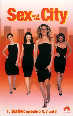 Sex and the City: Season 1, VHS 2