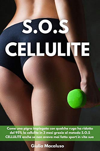 S.O.S CELLULITE: Come una pigra impiegata con qualche ruga ha ridotto del 95% la cellulite in 3 mesi grazie al metodo S.O.S CELLULITE anche se non aveva mai fatto sport in vita sua
