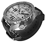 HAZARD 4 Heavy Water Diver(TM) Snowfield: Titanium Tritium Dive-Watch - B