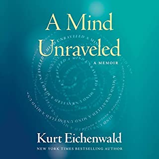 A Mind Unraveled audiobook cover art