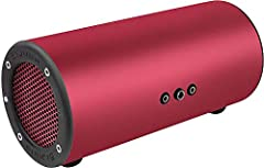 """Worlds first portable rechargeable dedicated SUBWOOFER 3"""" long throw woofer - 30W amplifier - Air flow optimised folded port Add deep bass to your MINIRIG system Rechargeable with up to 80 hours battery life 3.5mm input/output - Works with any other ..."""