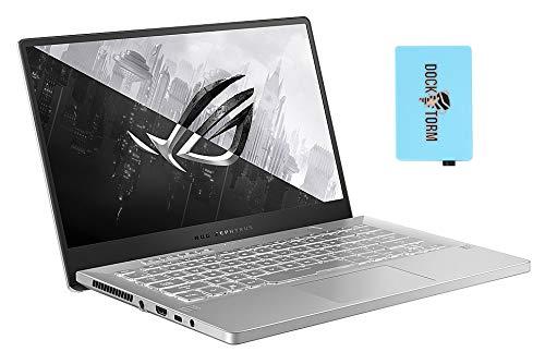 ASUS ROG Zephyrus G14 Anime Matrix Gaming and Entertainment Laptop (AMD Ryzen 9 4900HS 8-Core, 24GB RAM, 1TB PCIe SSD, NVIDIA RTX 2060 Max-Q, 14.0' QHD (2560x1440), WiFi, Win 10 Home) with Hub