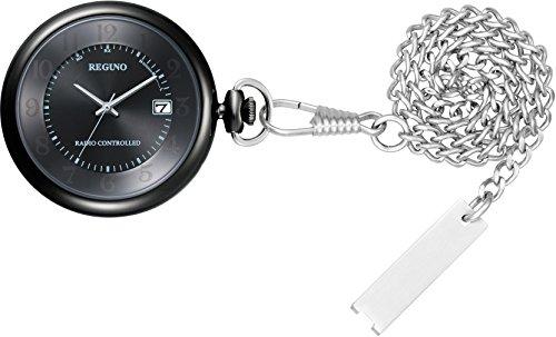 [シチズン] 腕時計 レグノ ポケットウォッチ 【Amazon.co.jp限定】 Goods Press(グッズプレス) 別注モデル ソーラーテック 電波時計 KL7-949-51