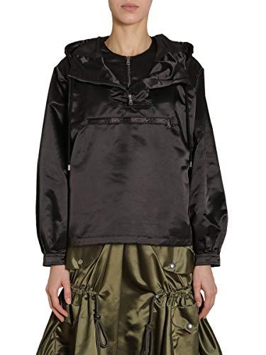 Moschino Luxury Fashion Damen 050655190555 Schwarz Polyamid Jacke | Jahreszeit Outlet
