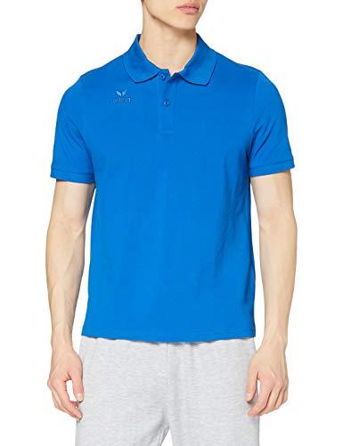 erima Herren Poloshirt Teamsport, new royal, XXXL, 211333