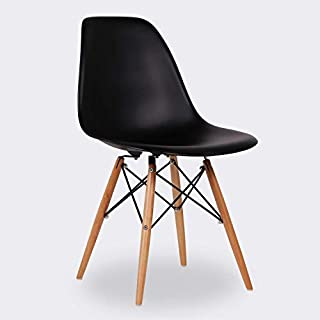 Dinning chair Office chair-Black