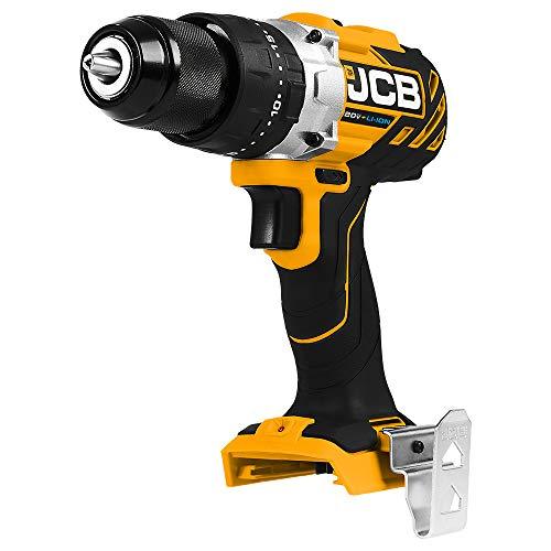 JCB Tools - JCB 20V Brushless Hammer Drill Driver - Without Battery
