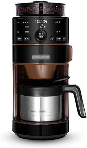 ZWWZ Kaffeemaschinen Kaffeevollautomat amerikanische Grinding Reservation Grinder Coffee Kaffeebohnen Siebträger HAIKE