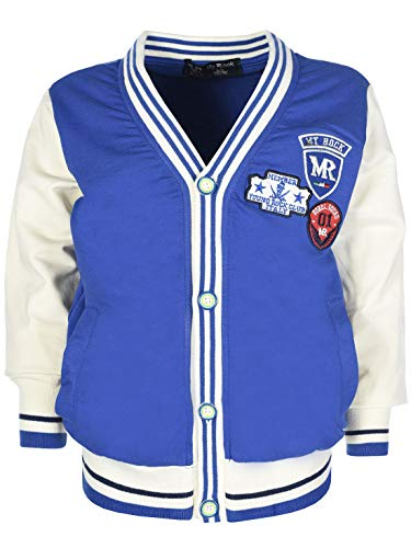 My Rock Jungen College Jacke 30171 Blau 158