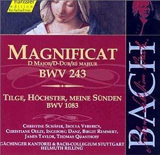 Magnificat in D Major
