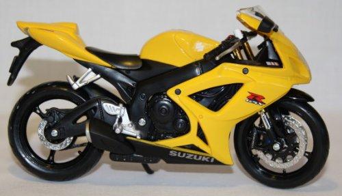 Motorrad Modell Maisto 1:12 Suzuki GSX-R 600