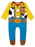 Disney Pijama Entera para Niños Bebés Toy Story Multicolor 3-6 Meses